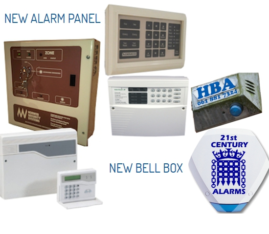 Intruder Alarm Repairs Padiham