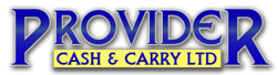 Provider Cash and Carry Logo